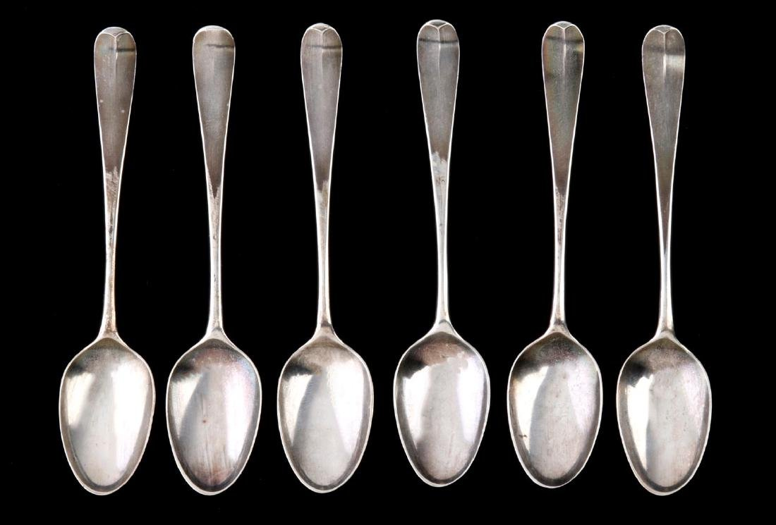 REPRODUCTION 'I LOVE LIBERTY' PICTURE BACK SPOONS - 8
