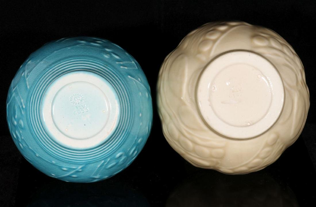 TWO 1945 ROOKWOOD ART POTTERY VASES - 10