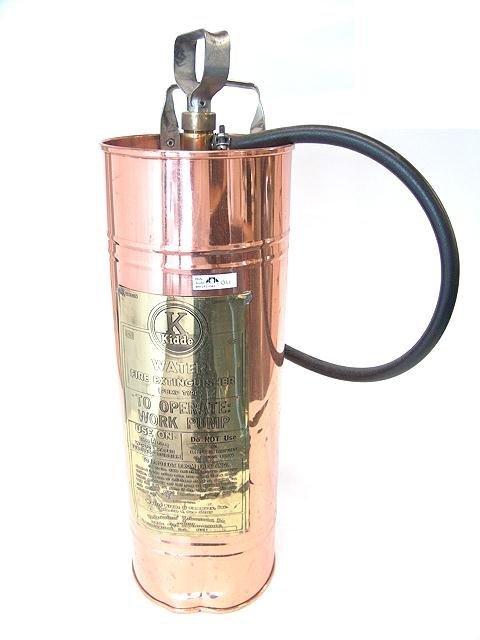 11: KIDDE WATER PUMP TYPE FIRE EXTINGUISHER
