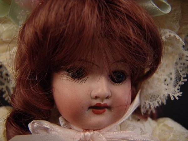 4005: ARMAND MARSEILLE ANTIQUE DOLL AS IS