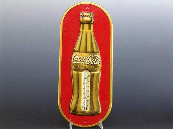 500: 1930'S COCA-COLA THERMOMETER