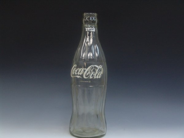 517: VINTAGE 20 INCH ACL COCA-COLA DISPLAY BOTTLE