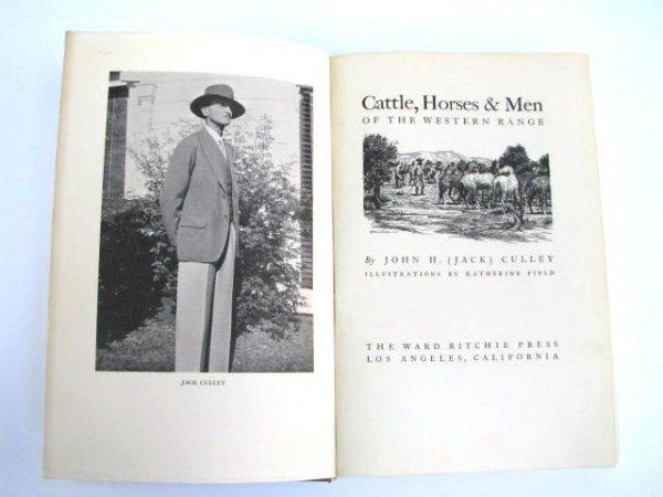 517: Cattle, Horses & Men of the Western Range.