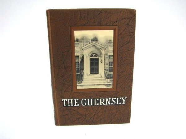 520: The Guernsey.  A Portrayal of the Advancement of G