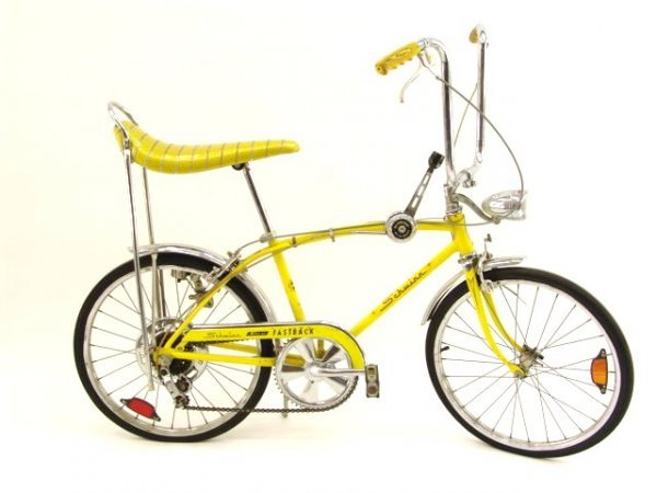 200: SCHWINN STINGRAY FASTBACK 5 SPEED BICYCLE
