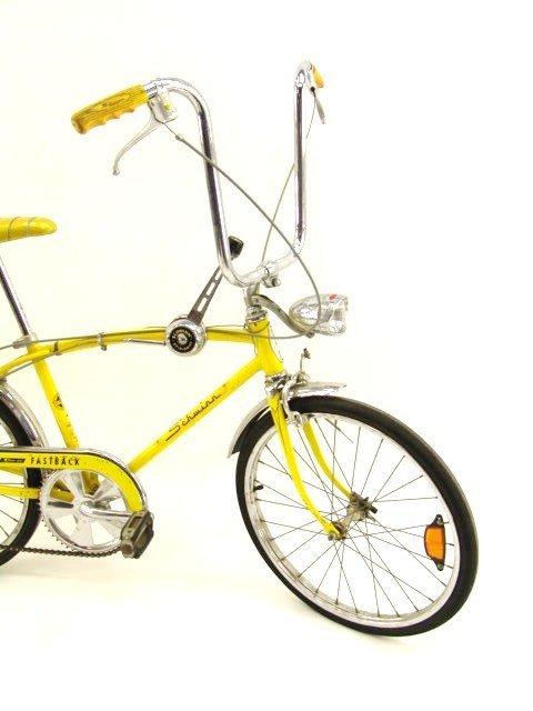 200: SCHWINN STINGRAY FASTBACK 5 SPEED BICYCLE - 6