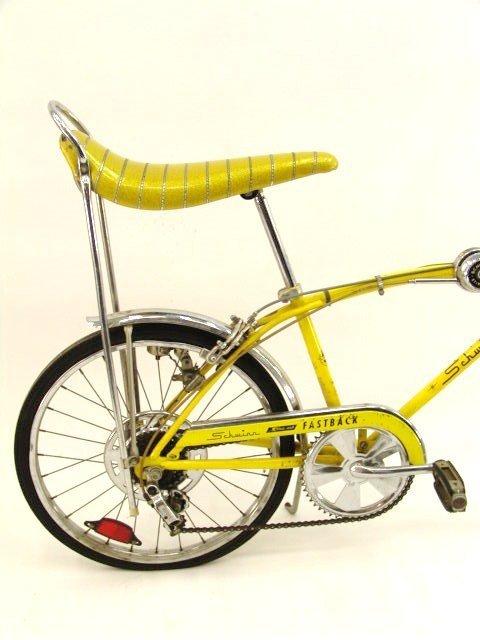 200: SCHWINN STINGRAY FASTBACK 5 SPEED BICYCLE - 7