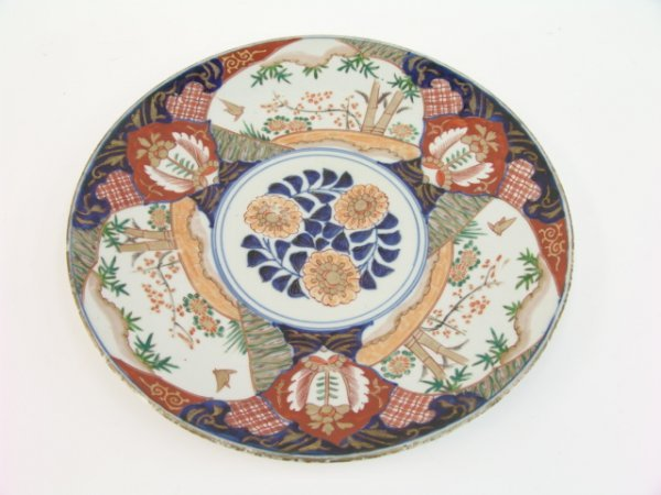 669: EARLY 19TH CENT. IMARI CHARGER