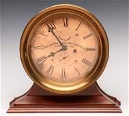 AMERICAN STEAM GAUGE CLOCK FOR HARLAN HOLLINGSWORTH