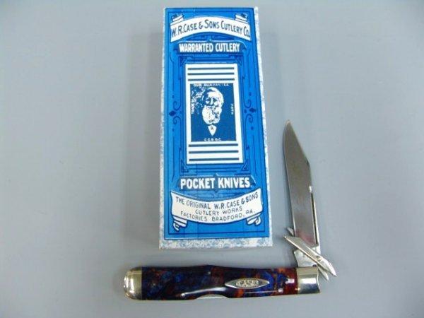 14: CASE XX CLASSIC CHEETAH 71011 1/2 KNIFE