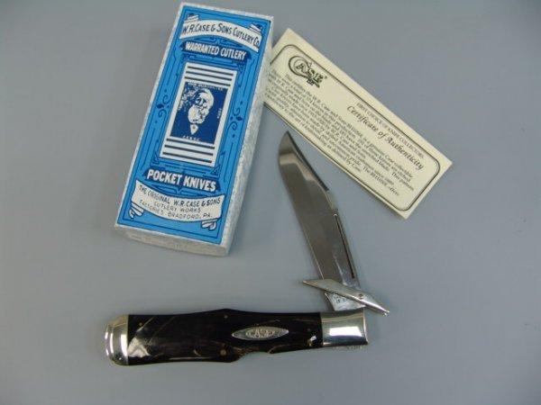 15: CASE XX CLASSIC BH1050L  COKE BOTTLE KNIFE