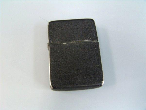 27: BLACK FOUR BARREL CRINKLE FINISH ZIPPO LIGHTER