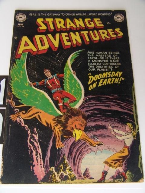 19: Estate Comic:  Strange Adventures 24