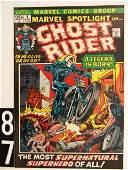 87: Estate Comic:  Marvel Spotlight 5