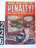 226 Estate Comic  Crime Must Pay the Penalty 26