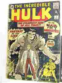 375: Estate Comic: Hulk 1