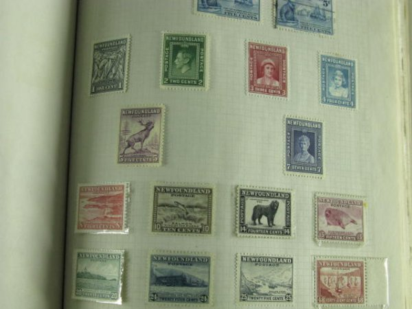 1001: 1000 STAMP COLLECTION BRITISH COLONIES 1900-1960