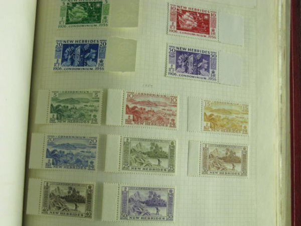 1001: 1000 STAMP COLLECTION BRITISH COLONIES 1900-1960 - 2