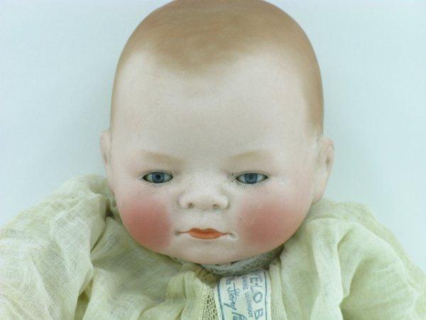 404: PUTNAM BYE LOW BABY DOLL IN ORIG DRESS