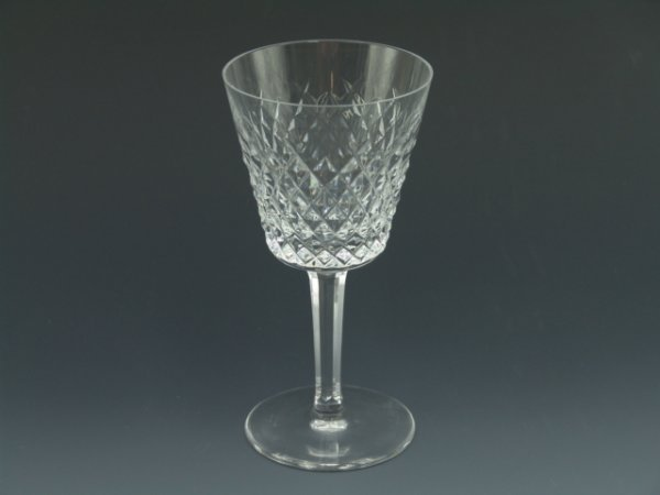 421: EIGHT FINE WATERFORD CRYSTAL CLARETS