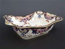 1001 ROYAL CROWN  DERBY SOFT PASTE SQUARE SERVING DISH