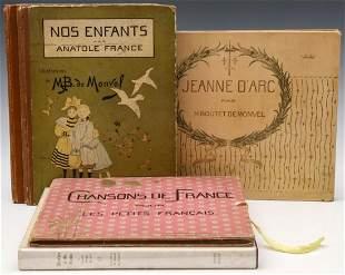 M BOUTET DE MONVEL ILLUSTRATED CHILDRENS BOOKS