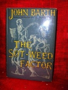 346: Barth, John.  Sot-Weed Factor.  1st. Edition with