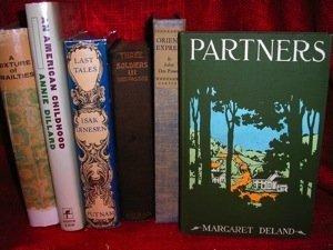 355: Lot of Ltd, 1st Ed, DJ'd, Signed Literature
