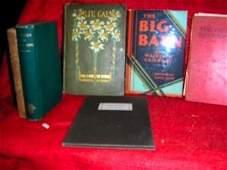 356 Lot of Ltd 1st Ed DJd Signed American Literatu