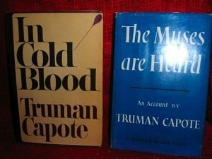 366: Capote, Truman.  In Cold Blood.  Advance review co