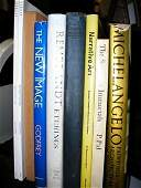 Lot of 8 colorful Art and or Coffee Table Books