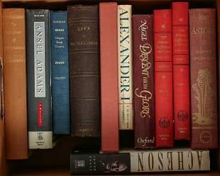 HISTORY BIOGRAPHIES CLASSIC LITERATURE