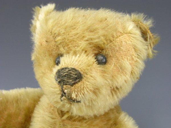 4: STEIFF 12 INCH JOINTED GERMAN TEDDY BEAR