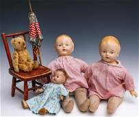 A TOY GROUPING CIRCA EARLY- TO MID-20TH CENTURY