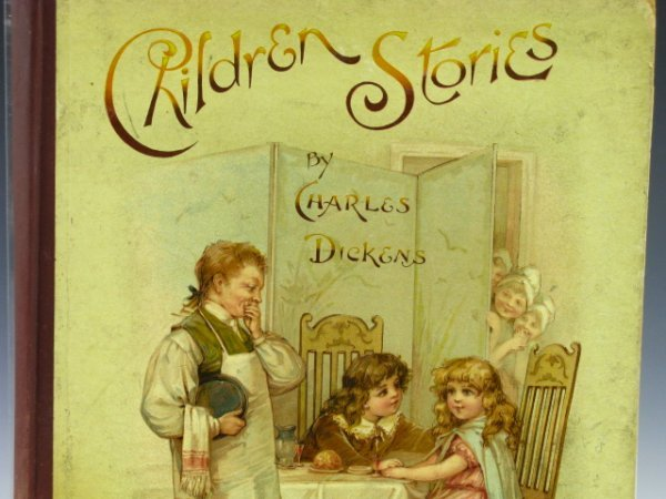 1422: CHILDREN STORIES BOOK by CHARLES DICKENS