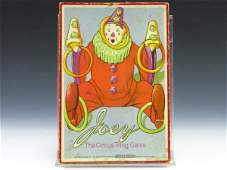 1689: JOEY THE CIRCUS RING GAME, SPEAR'S IN BOX