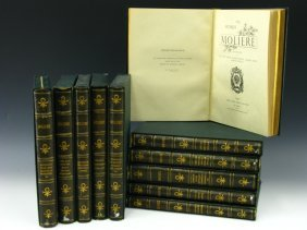 THE WORKS OF MOLIERE, PALAIS-ROYAL EDITION