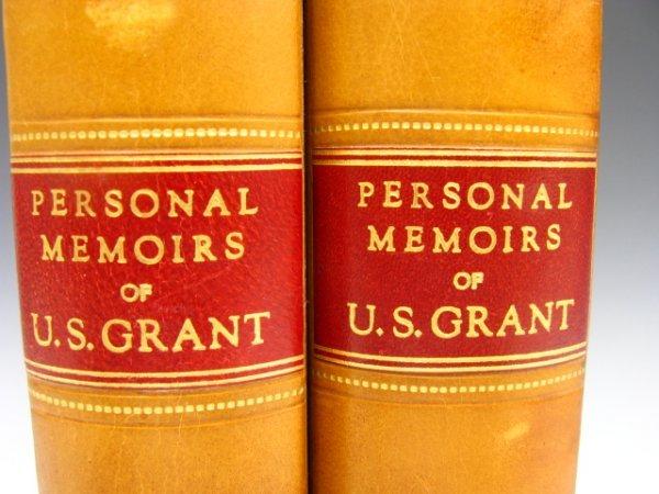 312: PERSONAL MEMOIRS OF U.S. GRANT