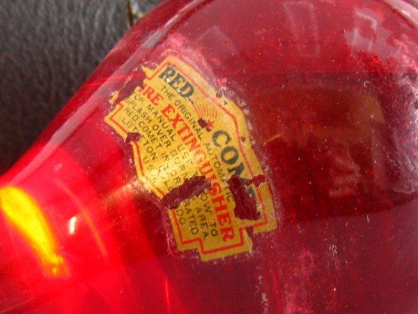 3: RED COMET FIRE EXTINGUISHER GRENADE SET + CASE - 5