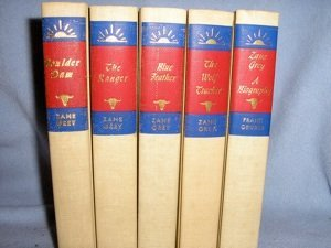 265: Zane Grey novels (less common titles)
