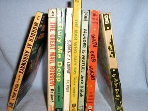 280: A Selection of Collectible Paperback Mysteries