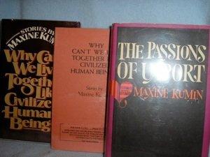 281: Maxine Kumin Book -- Signed