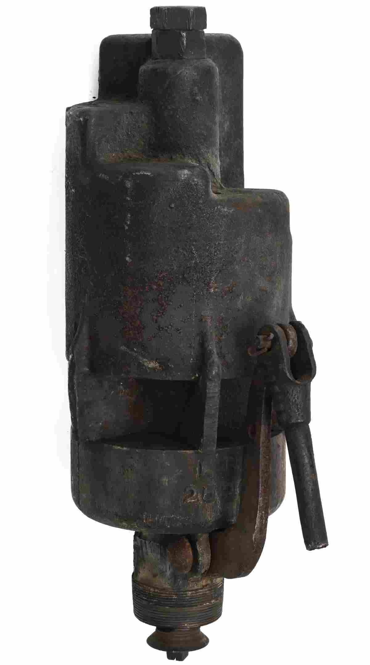 A FIVE CHIME LOCOMOTIVE WHISTLE ATTR NORTHERN PACIFIC