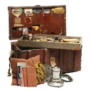 THE TOOL CHEST ARCHIVE OF REA BAGGAGEMAN J.A. WILLIAMS