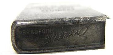 1401: TWO VINTAGE MILITARY ZIPPO LIGHTERS - 5
