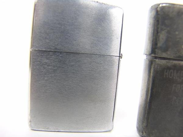 1401: TWO VINTAGE MILITARY ZIPPO LIGHTERS - 7