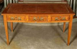 AN EARLY 19TH CENTURY FRENCH WRITING DESK