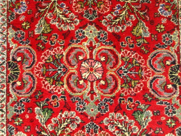 335: A 1930'S PERSIAN AREA RUG