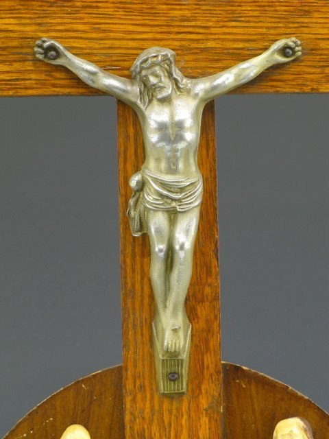 320: 109 SCROLLING STATIONS OF THE CROSS CRUCIFIX ICON - 5