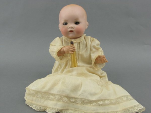 CENTURY  DOLL CO. KESTNER BISQUE HEAD DOLL